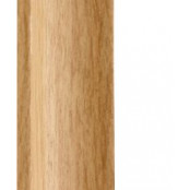 Plain Oak Quadrant 19mm by 2 metre