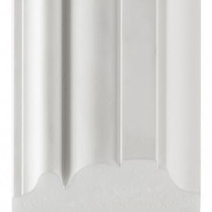White Dado 68mm by 2.9 metre