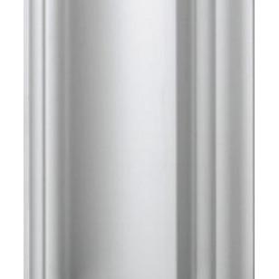 Plain White Cornice 130mm by 2.9 metre