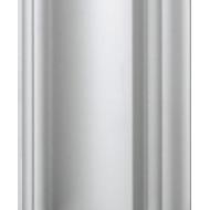 Plain White Cornice 130mm by 2 metre