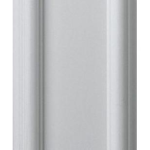 Plain White Dado 65mm by 2.9 metre
