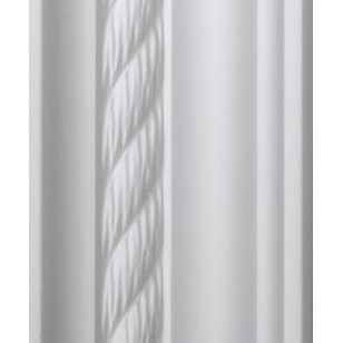 Rope White Cornice 70mm by 2.9 metre