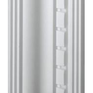 Dental White Cornice 85mm by 2 metre