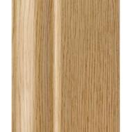 Plain Ogee Oak Skirting Board 100mm by 2.9 metre