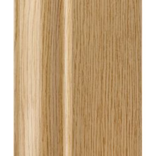 Emafyl Plain Ogee Oak Skirting Board 100mm By 2 92 Metre