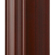 Plain Ogee Mahogany Skirting Board 100mm by 2.9 metre