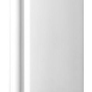 Plain Torus White Skirting Board 140mm by 5 Metre