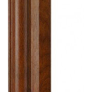 Plain Torus Golden Oak Architrave 55mm by 2.2 metre