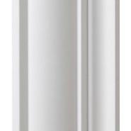 Plain White Cornice 55mm by 2.92 metre