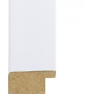 White Picture Moulding 30mm