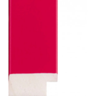 Cerise pink Picture Moulding 30mm