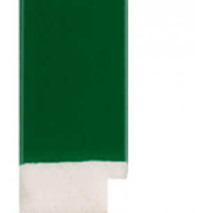 Forest green Picture Moulding 30mm