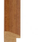 Antique Pine Picture Moulding 25mm