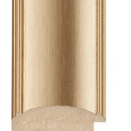 Limewash gold Picture Moulding 65.5mm