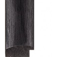 Black Picture Moulding 38mm