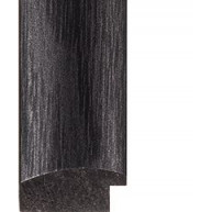 Black Picture Moulding 38mm