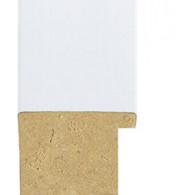 White Picture Moulding 40mm