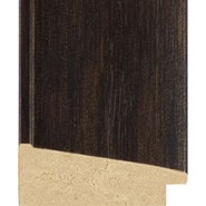 Dark Brown Picture Moulding 88mm