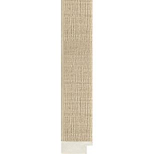 Small Shoreditch Linen/Silver Back