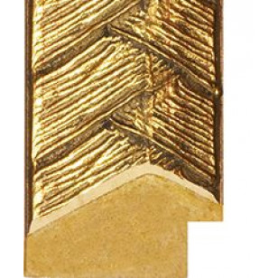 Gold Picture Moulding 36mm