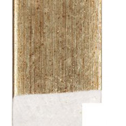 Distressed and Speckled Champagne Picture Moulding 30mm