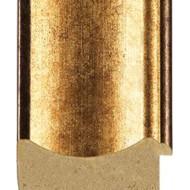 Antique Gold Picture Moulding 65mm