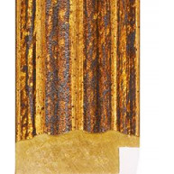 Distressed Bronze Picture Moulding 38mm