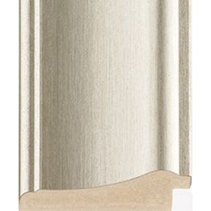 Silver Picture Moulding 77mm
