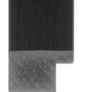 Black Ash Picture Moulding 31mm