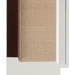 Ivory Wood Mesh Effect, Wood Back