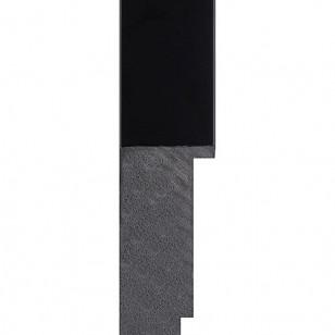 Modern Tall Step Box Black