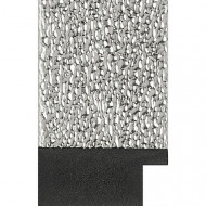 Sparkled Silver